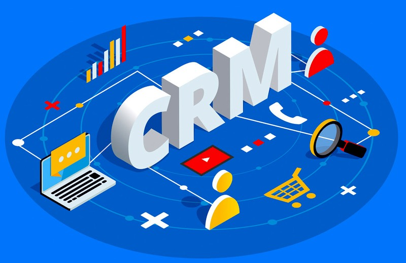 CRM Automation - kaplanmediagroup.com