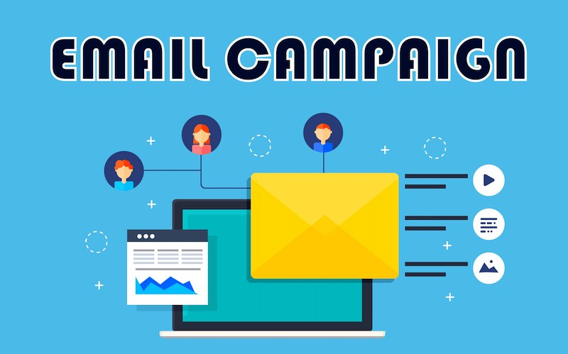 Email Campaign - kaplanmediagroup.com