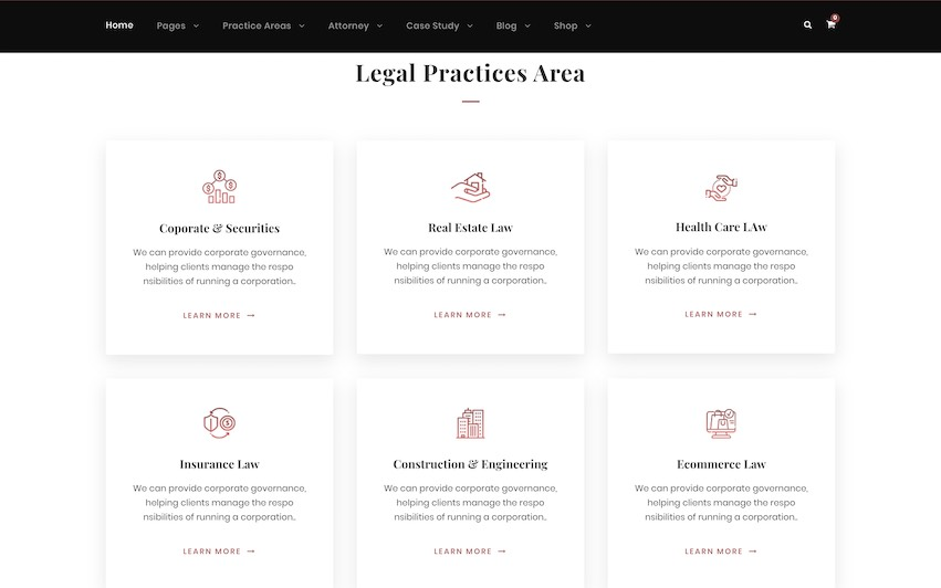 London Law Firm Practices Area - by kaplanmediagroup.com