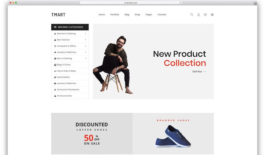 Shopify Mens Store | We Create Your Shopify Store | kaplanmediagroup.com